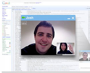 Wir bevorzugen google chat über skype für unsere Online-Spanischunterricht
