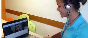 Typische Online Spanish Lesson Format